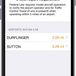B4UFLY iOS app announced
