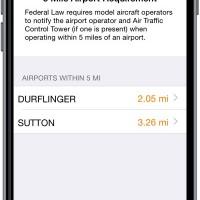 B4UFLY iOS app announced